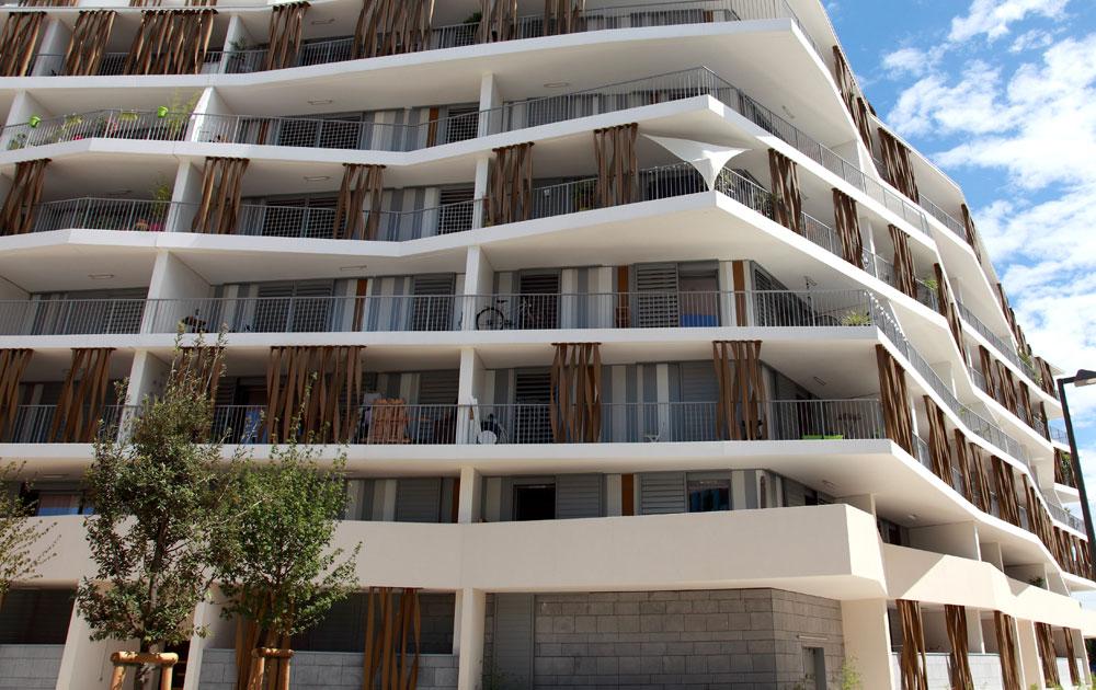cros delmas realisations residence Hérault