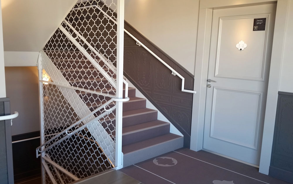 cros delmas realisations escalier