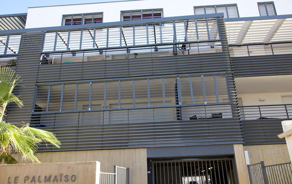 cros delmas balcons facades