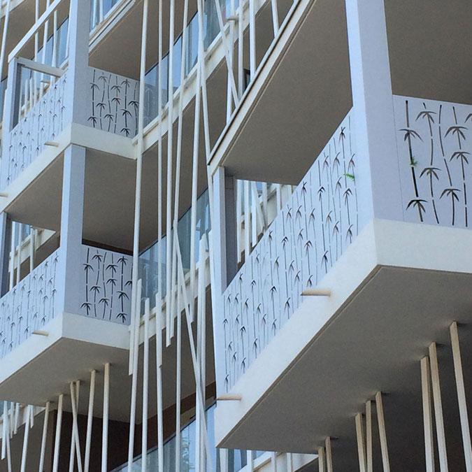 cros delmas balcons bambou