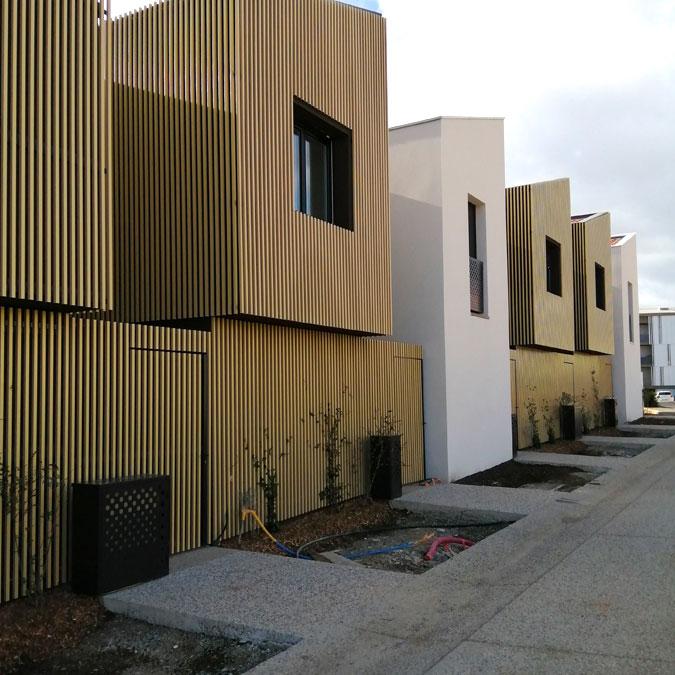 cros delmas residence standing