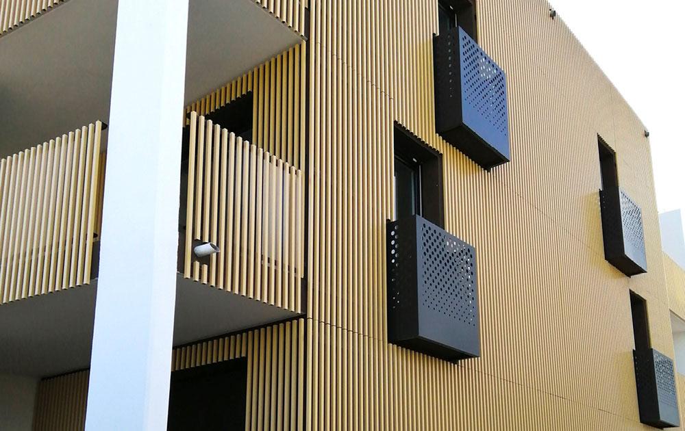 cros delmas habillage facades metallier